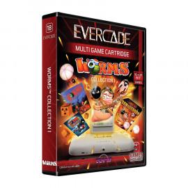 Cartucho Worms Collection 1 Evercade