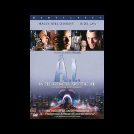A.I. (Inteligencia Artificial) DVD