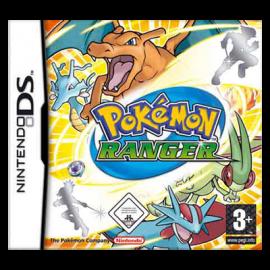 Pokemon Ranger DS (SP)