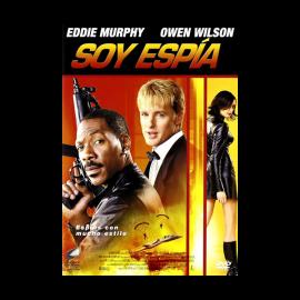 Soy Espia DVD