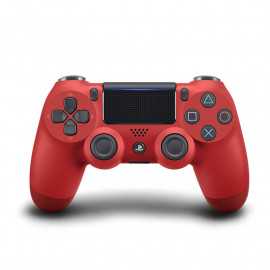 Dual Shock 4 V2 Rojo PS4