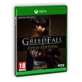 Greedfall Gold Edition Xbox Series (SP)