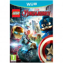 Lego Marvel Vengadores Wii U (SP)