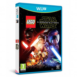 Lego Star Wars El despertar de la fuerza Wii U (SP)