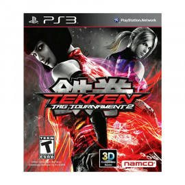 Tekken Tag Tournament 2 PS3 (AUS)