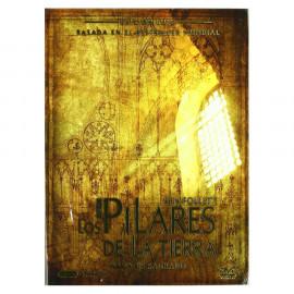 Los Pilares de la Tierra Ed. de Lujo Serie Completa DVD