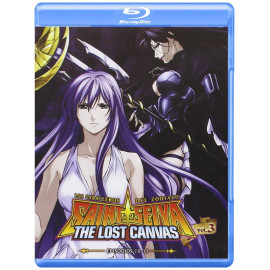 Saint Senya: The Lost Canvas Temporada 1 Volumen 3 BluRay (SP)