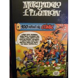 Comic Mortadelo y Filemon 100 Años Circulo Lectores 50 Aniversario