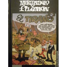 Comic Mortadelo y Filemon El Tirano Circulo Lectores 50 Aniversario