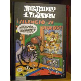 Comic Mortadelo y Filemon Silencio, se Rueda Circulo Lectores 50 Aniversario