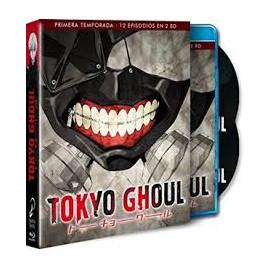 Tokyo Ghoul Temporada 1 BluRay (SP)