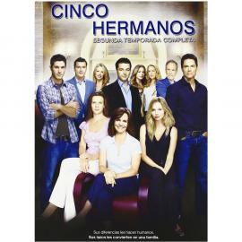 Cinco Hermanos Temporada 2 DVD