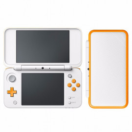 New Nintendo 2DS XL Blanco-Naranja