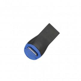 Mini Lector USB para tarjetas MicroSDHC