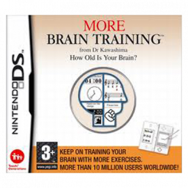 More Brain Training DS (UK)