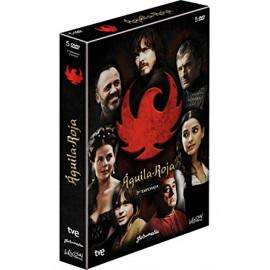 Aguila Roja Temporada 3 (24 Cap) DVD