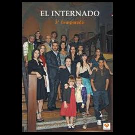 El Internado Temporada 3 (9 Cap) DVD