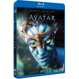 Avatar Limited 2D+3D Edition BluRay (SP)