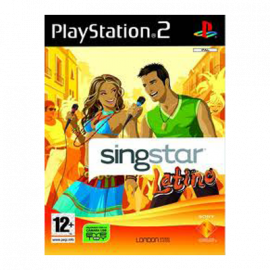 Singstar Latino PS2 (SP)