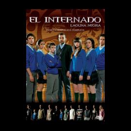 El Internado Temporada 4 (11 Cap) DVD
