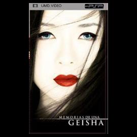 Memorias de una Geisha UMD