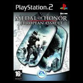 Medal of Honor European Assault PS2 (SP)