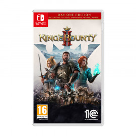 Kings Bounty 2 Day One Edition Switch (SP)