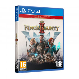 Kings Bounty 2 Day One Edition PS4 (SP)