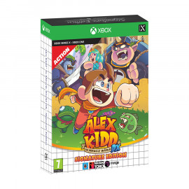 Alex Kidd In Miracle World Dx Signature Edition Xbox Series (SP)