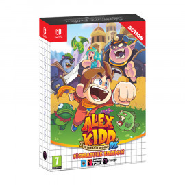 Alex Kidd In Miracle World Dx Signature Edition Switch (SP)