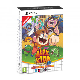 Alex Kidd In Miracle World Dx Signature Edition PS5 (SP)