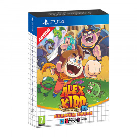 Alex Kidd In Miracle World Dx Signature Edition PS4 (SP)