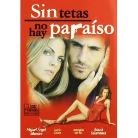 Sin Tetas no hay Paraiso Temporada 2 Parte 1 DVD