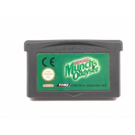 Oddworld Munch's Oddyse GBA