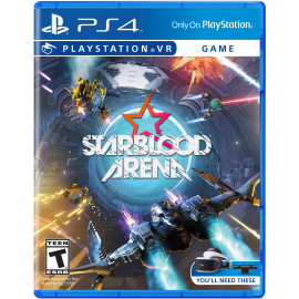Starblood Arena VR PS4 (SP)