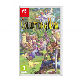 Collection of Mana Switch (SP)