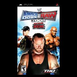 WWE SmackDown vs. Raw 2008 PSP (SP)
