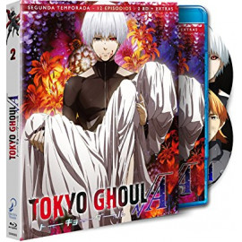 Tokyo Ghoul Segunda Temporada 2 Bluray (SP)