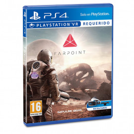 Farpoint VR PS4 (SP)
