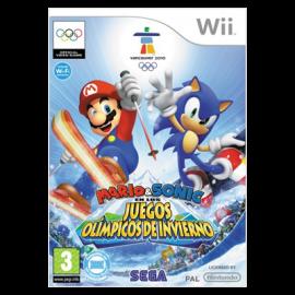 Mario y Sonic en los Juegos Olimpicos de Invierno Wii (SP)