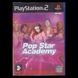 Pop Star Academy PS2 (SP)