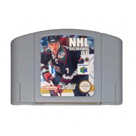 NHL 98 N64