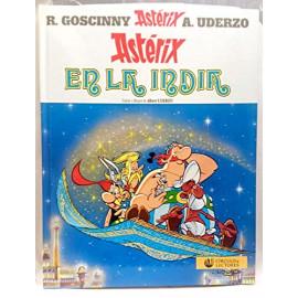 Comic Asterix En la India Circulo de Lectores