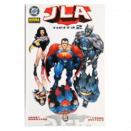 Comic JLA: Tierra 2 DC Norma