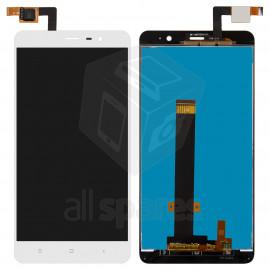 Pantalla Xiaomi Redmi Note 3 PRO Blanco