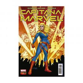 Comic Capitana Marvel Panini