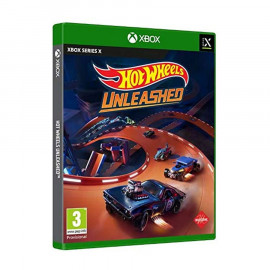 Hot Wheels Unleashed Xbox Series (SP)