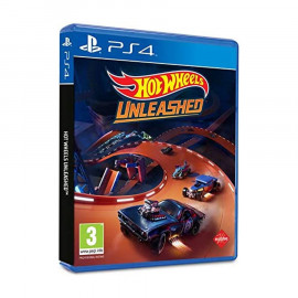Hot Wheels Unleashed PS4 (SP)