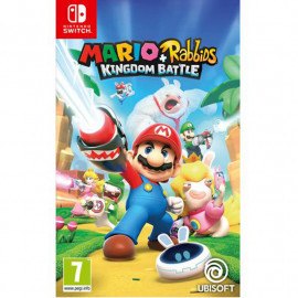 Mario + Rabbids: Kingdom Battle Switch (SP)
