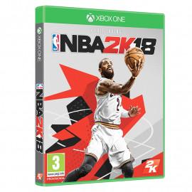 NBA 2K18 Xbox One (SP)